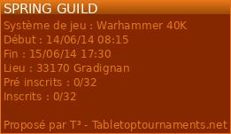 [40K] - 14/15 juin 2014 - GRADIGNAN (SPRING GUILD) 12232