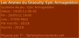 Convention Epic 19 et 20 mai 2012: Arenes du Graoully à Metz - Page 2 8699